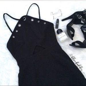 NEW🖤ASOS Grommet Dress / LBD